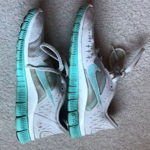 Nike Customized Free Runs
